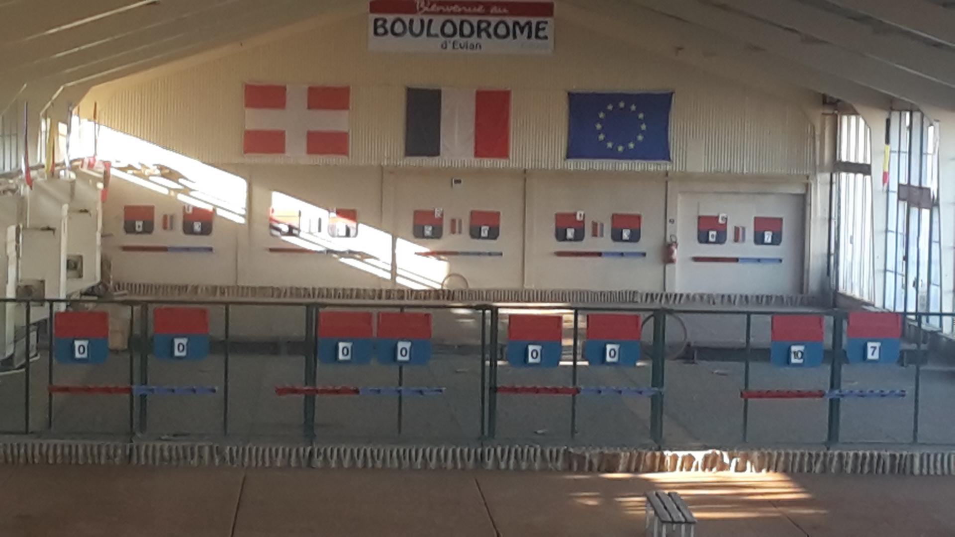 Boulodrome 1