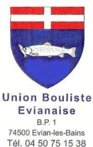union bouliste evianaise